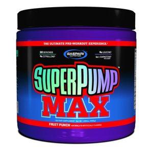 superpump max gaspari