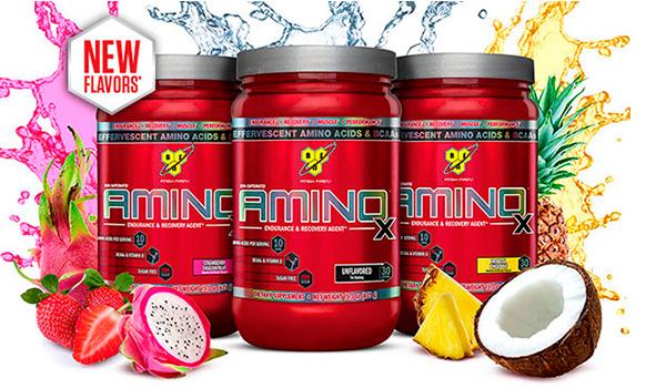 Bsn amino x 345 gr image