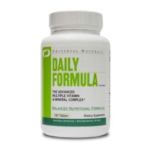 Daily Formula Universal