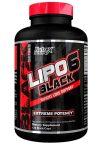 NUTREX LIPO 6  BLACK 120 capsulas liquidas