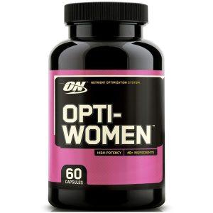 Opti-women 60 capsulas
