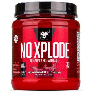 NO-XPLODE BSN (600 gr) pre entrenamiento no xplode bsn 3.0 555 gr 3