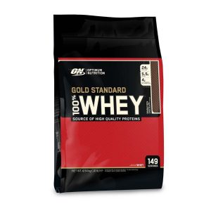 Proteina 100% whey gold Optimum nutrition