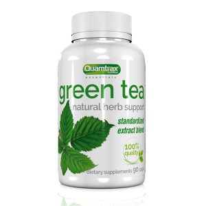 te verde quamtrax green tea
