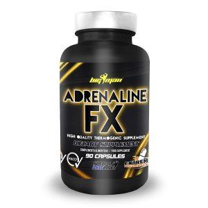 Quemagrasas Adrenaline FX Bigman