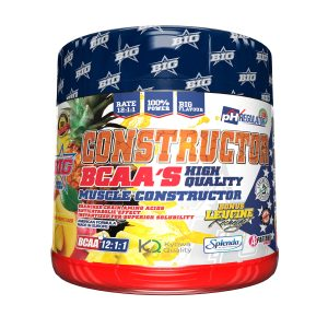 big constructor bcaas 400 gr Aminoacidos CONSTRUCTOR BCAAS BIG 400 gr 4