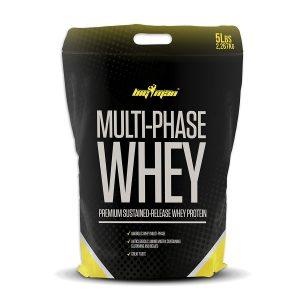 Proteina Multi-phase whey Bigman.