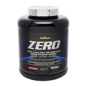 Proteina Zero whey isolate Bigman