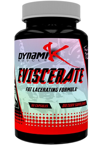 Eviscerate dynamik muscle 90 capsulas