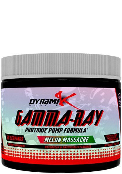 Gamma ray dynamik muscle 240 g