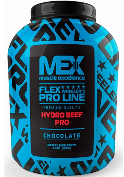 Hydro beef pro mex nutrition proteina carne