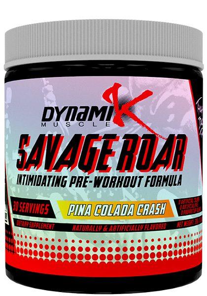 Savage roar dynamik muscle