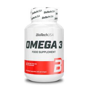 aceite omega 3 biotech usa 90 capsulas Aceite OMEGA 3 BIOTECH USA 90 capsulas 3
