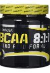 Aminoacidos BCAA 8.1.1 BIOTECH USA 250 gr