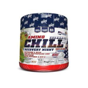 big amino chill 300 gr Recuperador Nocturno AMINO CHILL BIG 300 GR 3
