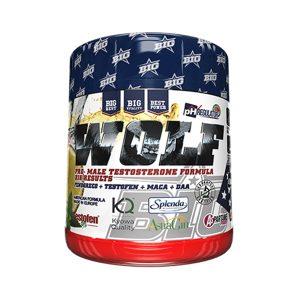 big wolf pro hormonal 400 gr Pro-Hormonal Wolf Big 400 gr. 3