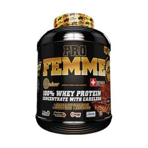 pro femme proteina 1 kg PROTEINA PRO-FEMME BIG 1 KG 4