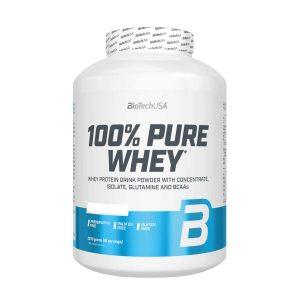 proteina 100 pure whey biotech usa 22 kg Proteina 100% Pure Whey BioTech USA 2,2 kg 4