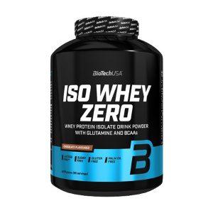 PROTEINA ISO WHEY ZERO BIOTECH USA 2,2 kg proteina iso whey zero biotech usa 22 kg 3