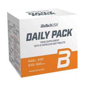 vitaminas daily pack biotech usa 30 paquetes VITAMINAS DAILY PACK BIOTECH USA (30 Paquetes) 5