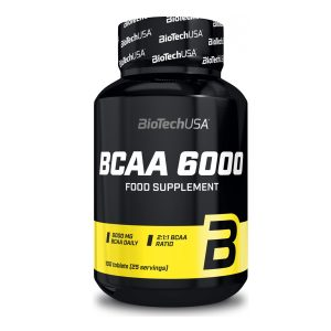 aminoacidos bcaa 6000 biotech usa 100 tabletas Aminoacidos BCAA 6000 BIOTECH USA 100 Tabletas 4