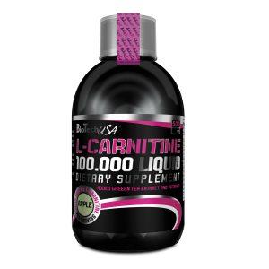 Carnitina L-carnitine 100.000 Biotech