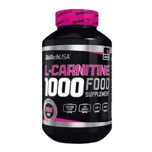 carnitina biotech usa L-carnitine 1000