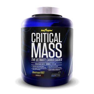 Ganador de Peso Critical Mass Bigman