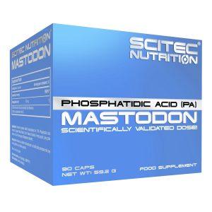 Mastodon Scitec Nutrition