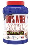 PROTEINA 100% WHEY PROTEIN AMERICAN SUPLEMENT 2 KG