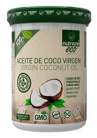 Aceite de coco Nutrione