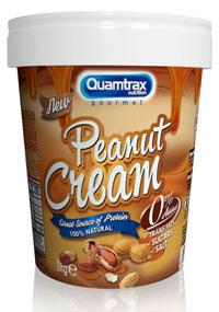 Crema de cacahuete Quamtrax