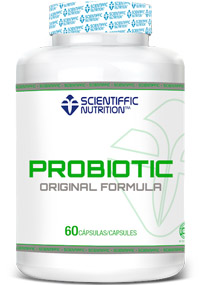 PROBIOTICO PROBIOTIC (60 Capsulas) SCIENTIFFIC NUTRITION Probiotico probiotic 60 capsulas 1