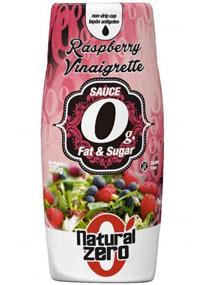 Salsa Raspberry Vinaigrette Natural Zero