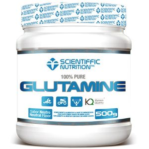 Glutamina Kyowa scientiffic nutrition
