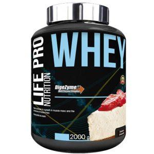 Proteina suero life whey
