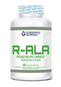 Acido Alfa Lipoico R-ALA Scientiffic Nutrition
