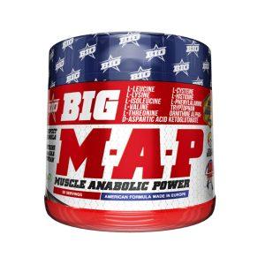 Aminoacidos MAP BIG Nutrition Muscle Anabolic Power
