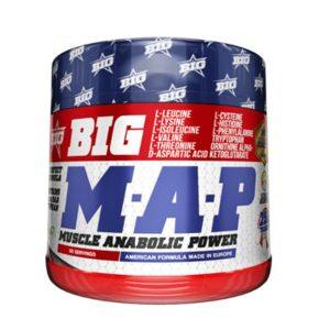 Aminoacidos MAP BIG Muscle Anabolic Power 250 tabletas imagen