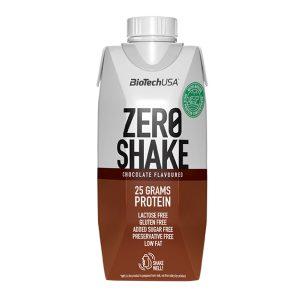 Batido de proteina zero shake biotech usa