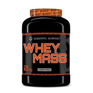ganador de peso Whey Mass 50/50 Scientiffic Nutrition imagen
