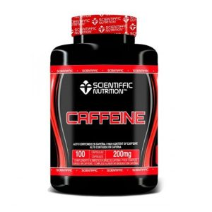 Cafeina Scientiffic Nutrition Caffeine imagen