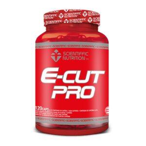 Quemagrasas E-Cut Pro Scientiffic Nutrition imagen