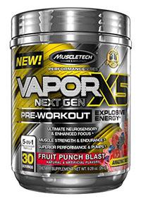 Vapor x5 Muscletech
