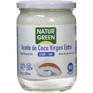 aceite de coco natur green