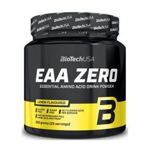 EAA ZERO BIOTECH USA 350 gr aminoacidos esenciales biotech usa eaa zero 330 gramos 3