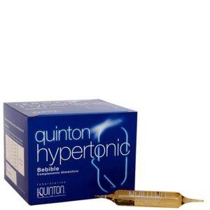 Bebida Isotonica Quinton Hypertonic.