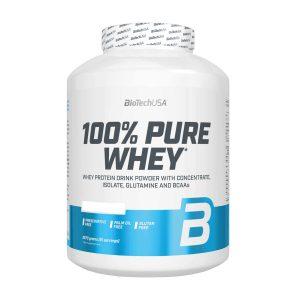 Proteina de Suero Biotech USA 100% Pure Whey (2270 gr) proteina de suero biotech usa 100 pure whey 2270 gr 3