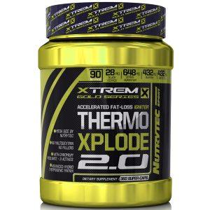 Comprar Quemagrasas Nutrytec Thermo Xplode 2.0 Xtreme Gold