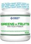 Greens & Fruits Scientiffic Nutrition (300 gr)